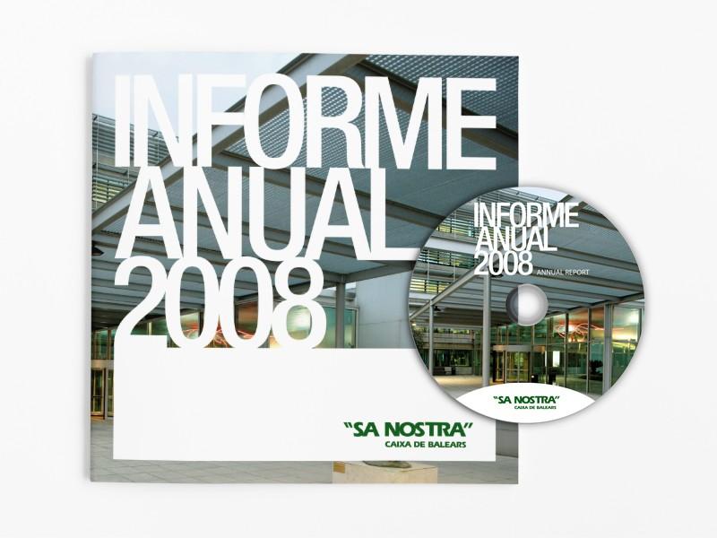 Informe anual Sa Nostra