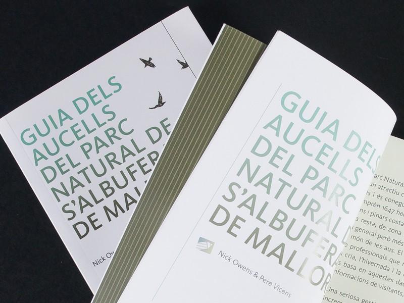 Guía de aves del parque natural de s'Albufera de Mallorca
