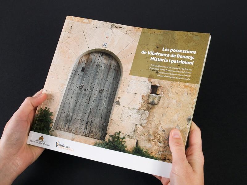 Las posesiones de Vilafranca de Bonany