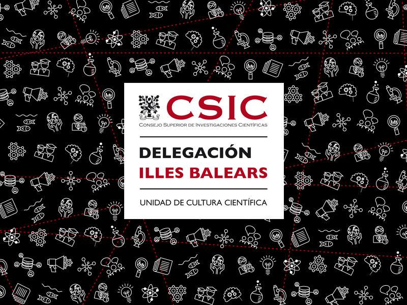 Web CSIC Baleares