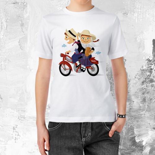camiseta-mobylette