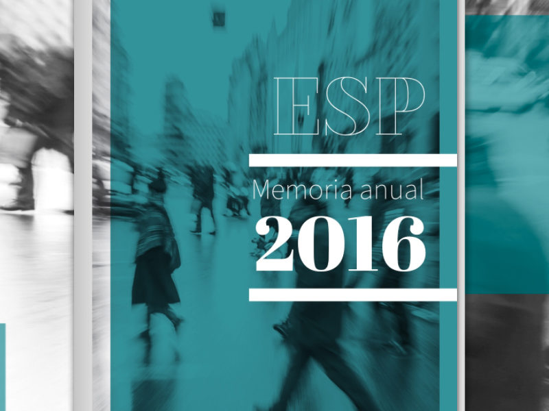 Memorias anuales CiberIsciii 2016