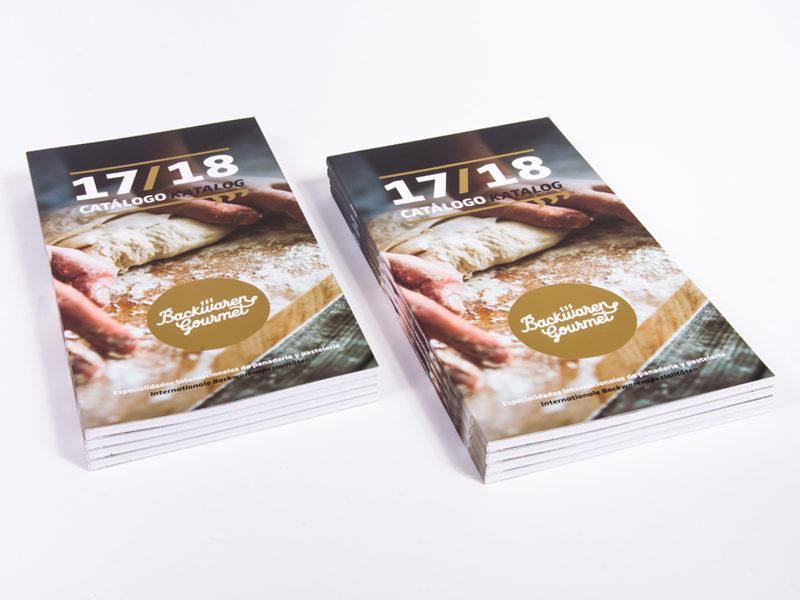 Catálogo Backwaren Gourmet 17/18